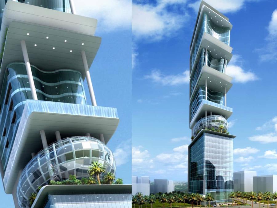 Tỷ phú ngành dệt may sống trong căn nhà có tên JK House - tòa tháp tư nhân cao thứ hai tại Ấn Độ, sau dinh thự Antilia của gia đình tỷ phú Ambani, nằm ở phía nam Mumbai. Theo GQ India, căn nhà này có giá thị trường 81 triệu USD. Vì đam mê ôtô, ôngSinghania dành riêng một khu vực cho bộ sưu tập ôtô của mình trong căn nhà 5 tầng. Căn nhà cũng có spa, bãi đỗ trực thăng và hai bể bơi. Tại đây còn có một bảo tàng riêng trưng bày những kỷ vật liên quan tới việc kinh doanh dệt may của gia tộc Singhania - Ảnh: Twitter