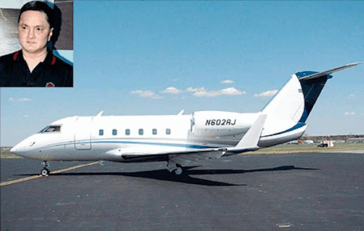Ngoài việc di chuyển bằng hai chiếc trực thăng thuộc sở hữu Tập đoàn Raymond, ông Singhania có có một chuyên cơ riêng Bombardier Challenger 600 với giá khoảng 21 triệu USD, theo Business Insider - Ảnh: BI