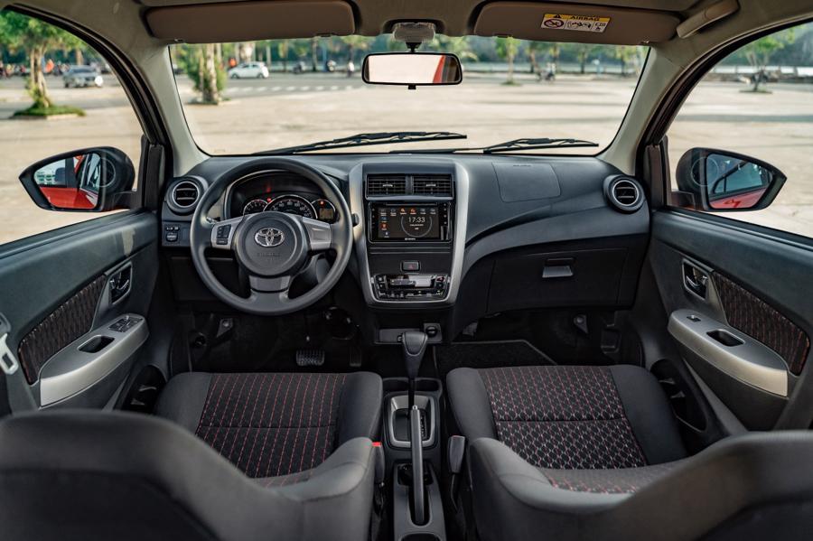 Toyota Wigo 2021 thêm tiện nghi cùng ưu đãi khủng trị giá gần 20 triệu đồng - Ảnh 1