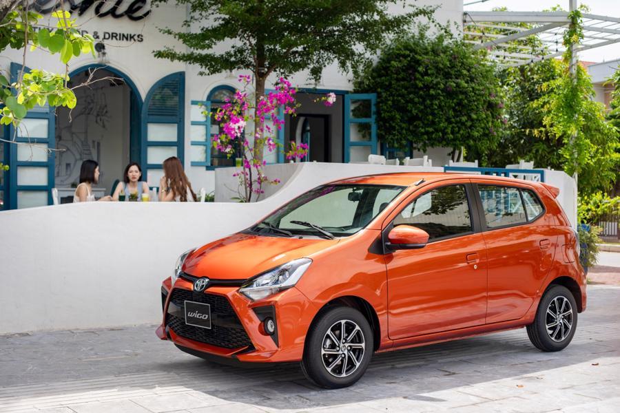 Toyota Wigo 2021 thêm tiện nghi cùng ưu đãi khủng trị giá gần 20 triệu đồng - Ảnh 2