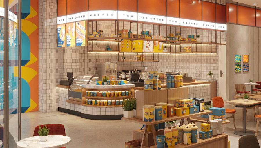 Tập đoàn Kido chính thức công bố dự án F&B với tên gọi Chuk Chuk, chuỗi chuyên bán lẻ trà, cà phê, bánh ngọt...