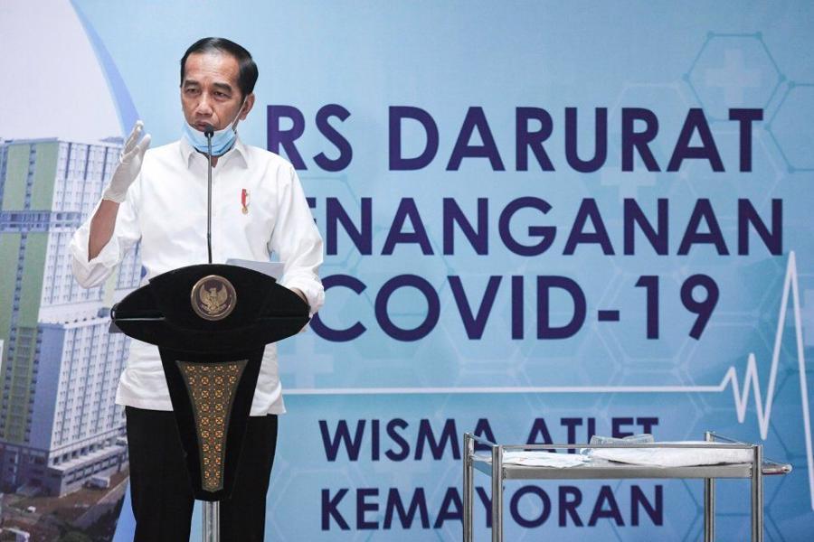 Tổng thống IndonesiaJokowi Widodo - Ảnh: Getty Images