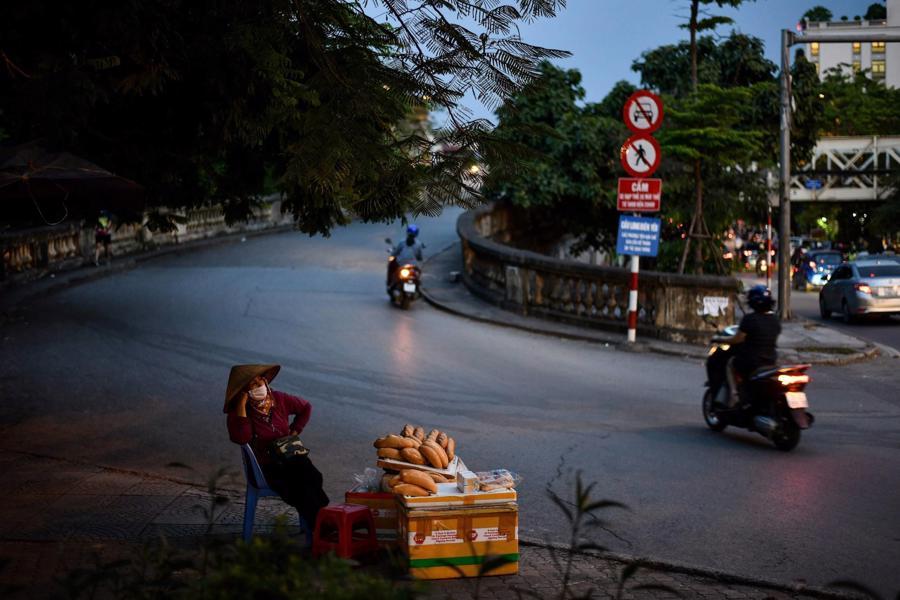 Khung cảnh vắng lặng bao phủ ngành du lịch Việt Nam cho đến tận hôm nay và có thể còn tiếp tục kéo dài nữa. Ảnh: Japan Times.