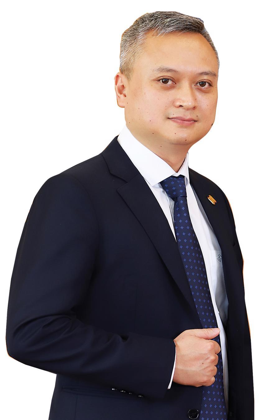 Ông Nguyễn Anh Phong, Phó Tổng giám đốc phụ trách Ban điều hành Sở GDCK Hà Nội.