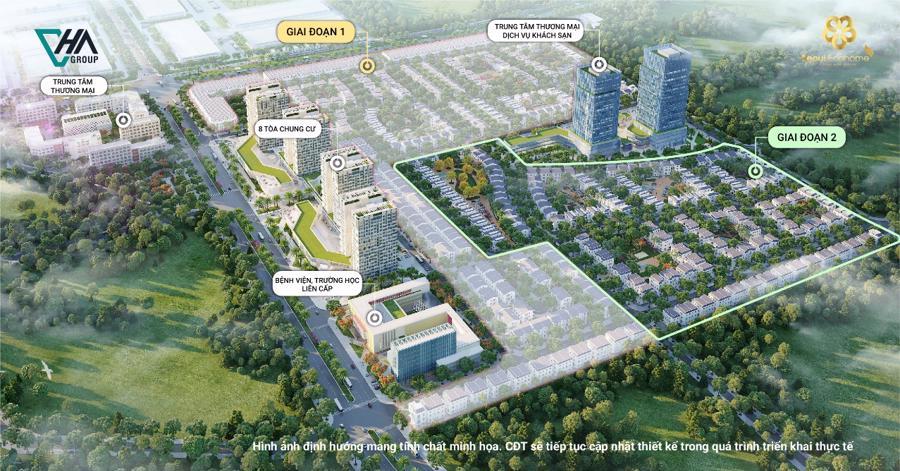 Khu đô thị Seoul Ecohome là một trong những mảnh ghép quan trọng kiến tạo nên sức sống của khu vực An Dương.
