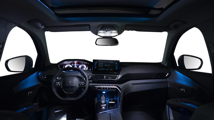 Peugeot 3008 nội thất
