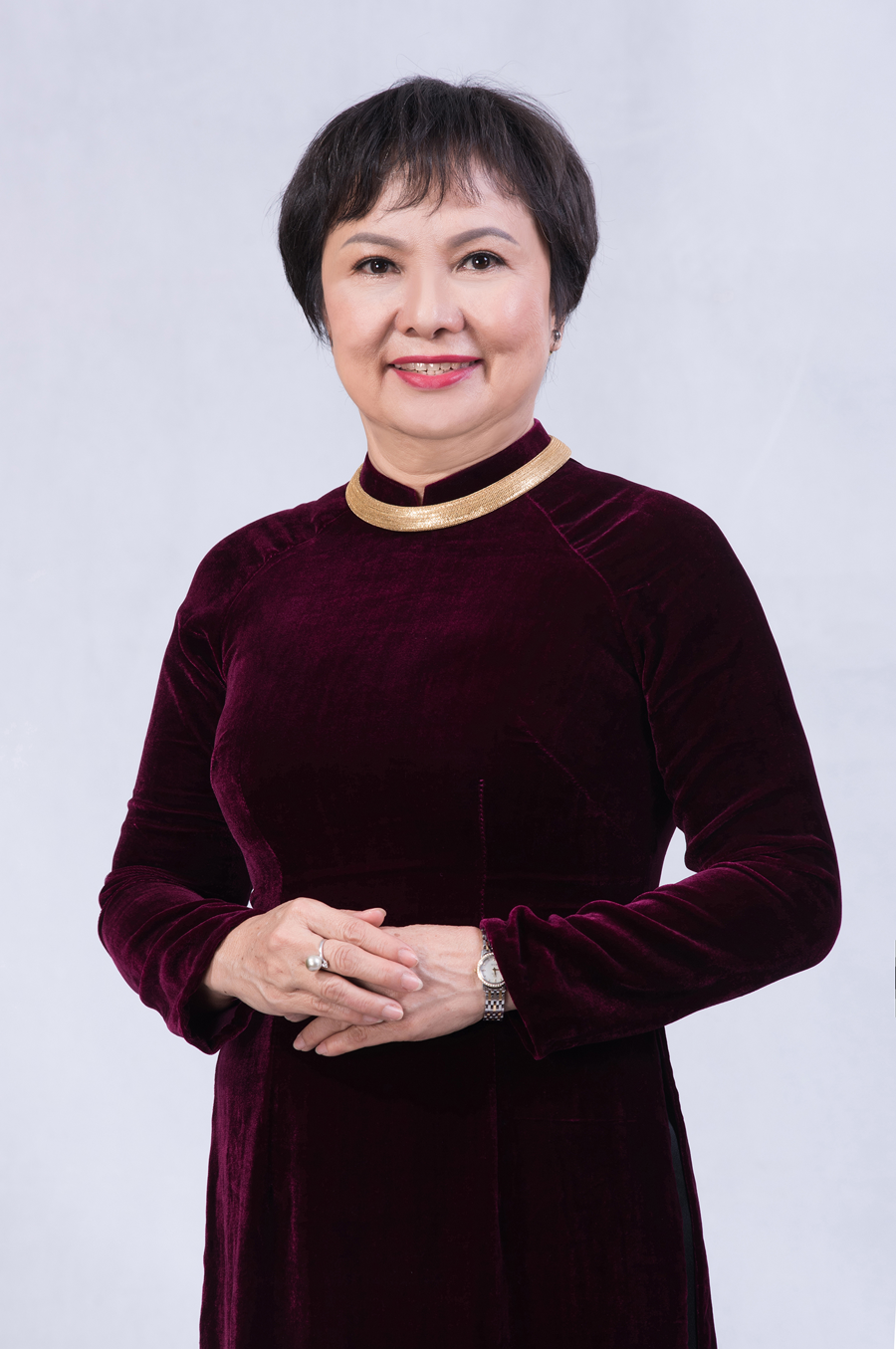 Bà Cao Thị Ngọc Dung Chủ tịch HĐQT Công ty cổ phần đá quý Phú Nhuận (PNJ)