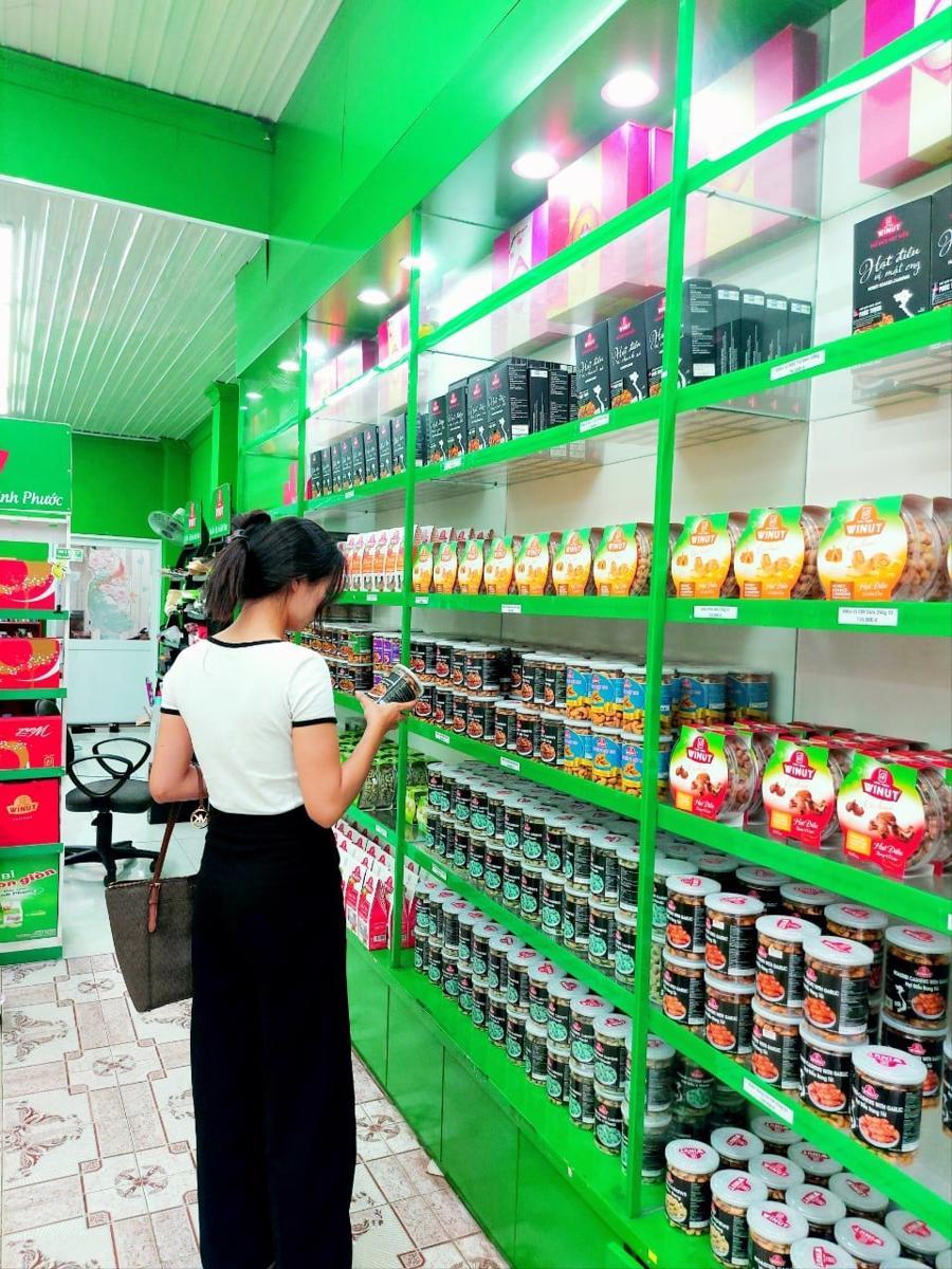 Các sản phẩm được giới thiệu bởiCông ty TNHH Xuất nhập khẩu Phúc Thịnh Winut – TX. Phước Long