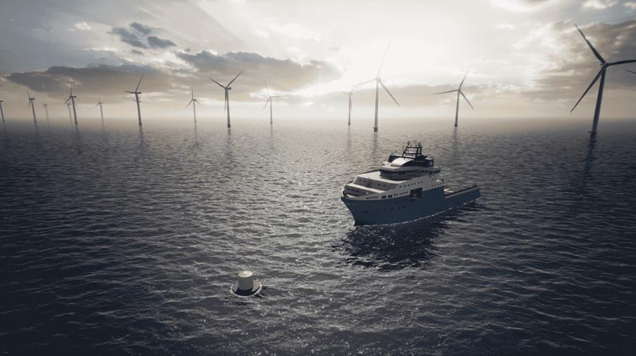 Tập đoàn Orsted đã hợp tác với Nhật Bản trong các dự án điện gió ngoài khơi từ năm 2019.