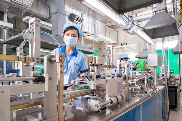 Thiên Long muốn tham gia vào lĩnh vực mới là sản xuất thiết bị y tế để tận dụng được các thiết bị máy móc hiện tại của Thiên Long.