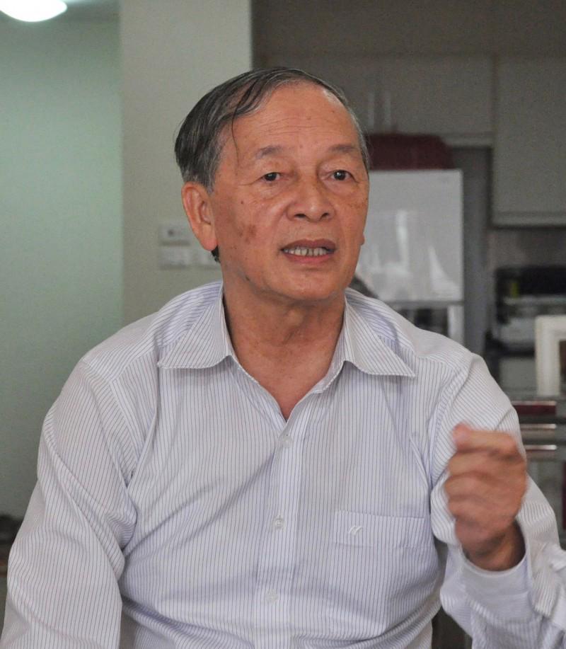 Chuyên gia kinh tế Vũ Vinh Phú, nguyên Chủ tịch Hiệp hội siêu thị Hà Nội