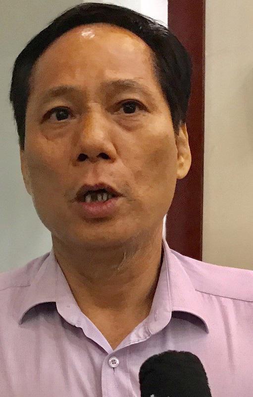 PGS.TS Nguyễn Bá Minh, Viện trưởng Viện Kinh tế - Tài chính, Học viện Tài chính.