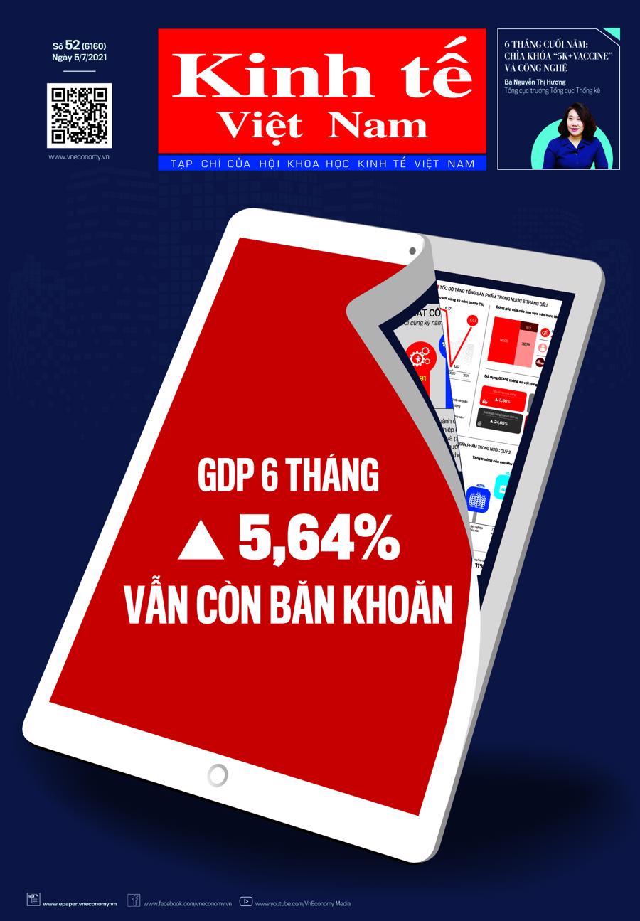 Tạp chí Kinh tế Việt Nam số 52-2021