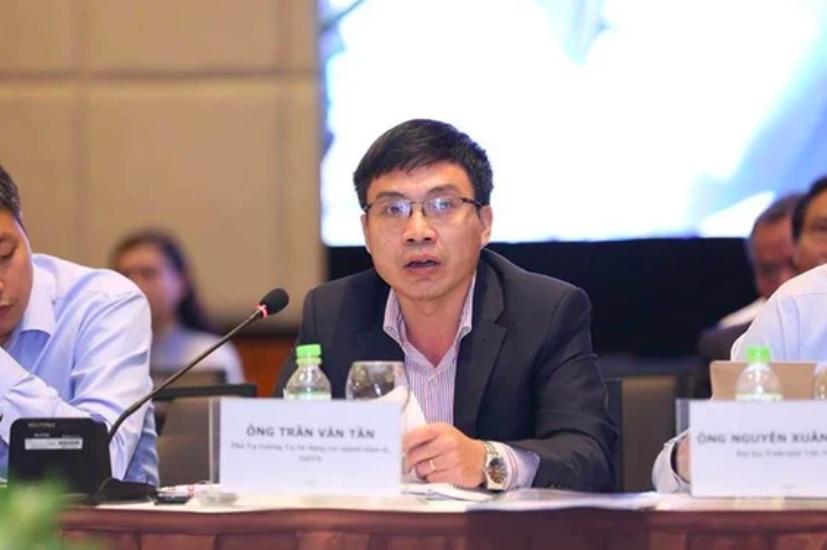 Ông Trần Văn Tần được giao phụ trách điều hành Hội đồng quản trị VietinBank