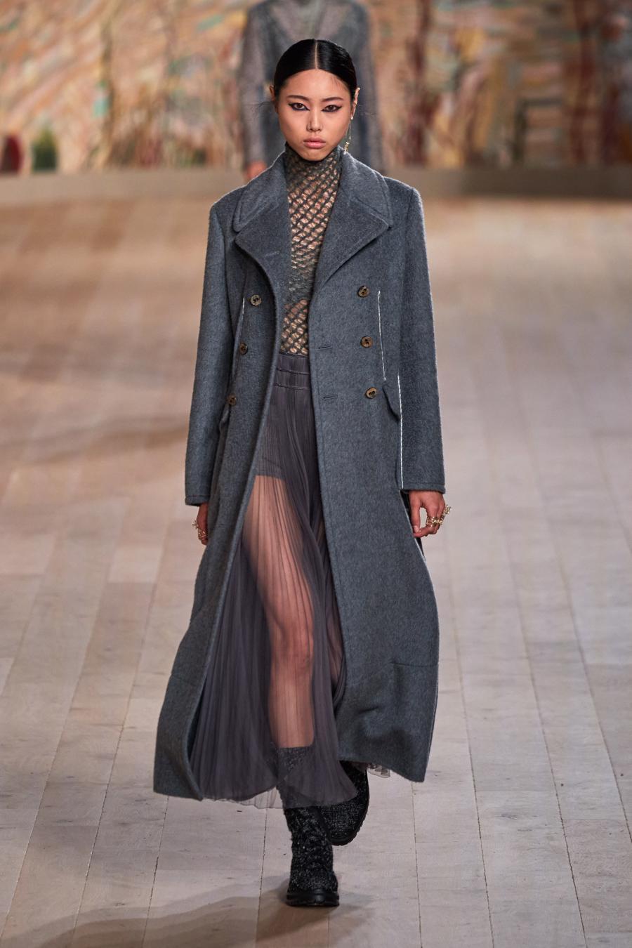 Dior trình diễn BST Haute Couture Thu Đông 2021 - 2022 - Ảnh 5