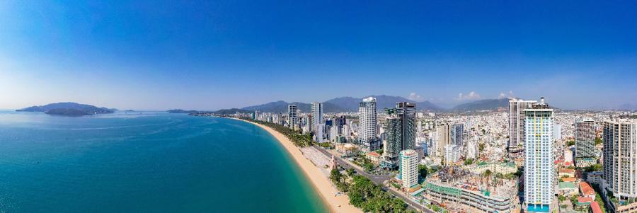 Loạt quy hoạch hạ tầng mới sẽ khiến bất động sản căn hộ khách sạn mặt tiền Trần Phú tăng tốc.