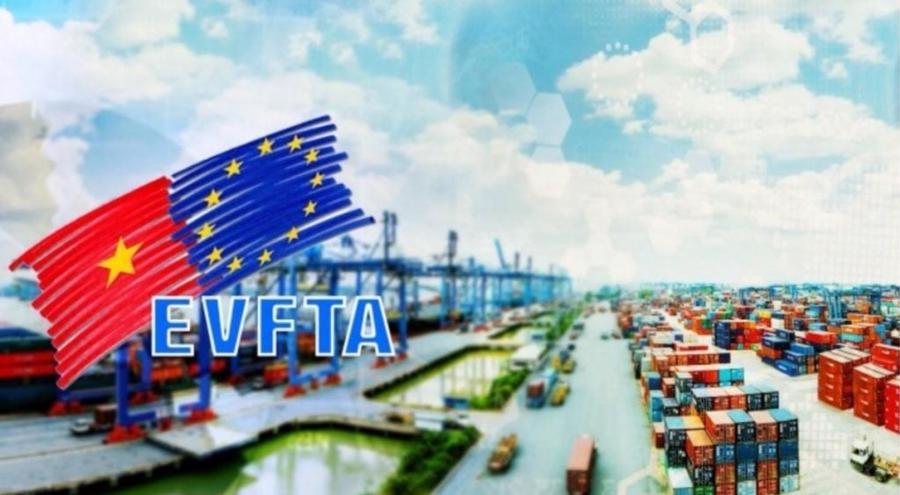 Kể từ khi Hiệp định Thương mại tự do Việt Nam - EU (EVFTA) có hiệu lực, kim ngạch xuất khẩu nhiều mặt hàng đã tăng đáng kể và dự kiến sẽ tiếp tục tăng trong thời gian tới.