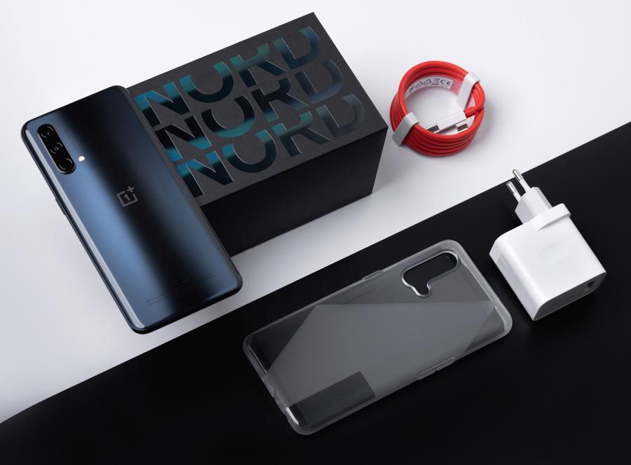 Ra mắt OnePlus Nord CE 5G mới, giá 8,99 triệu đồng - Ảnh 1