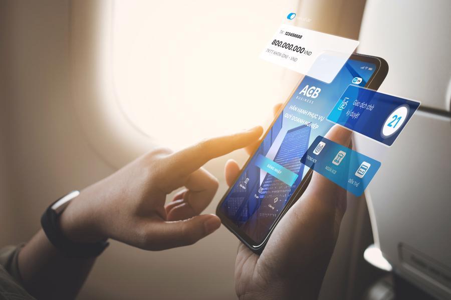 Quản lý dòng tiền hiệu quả với ACB Business App - Ảnh 1