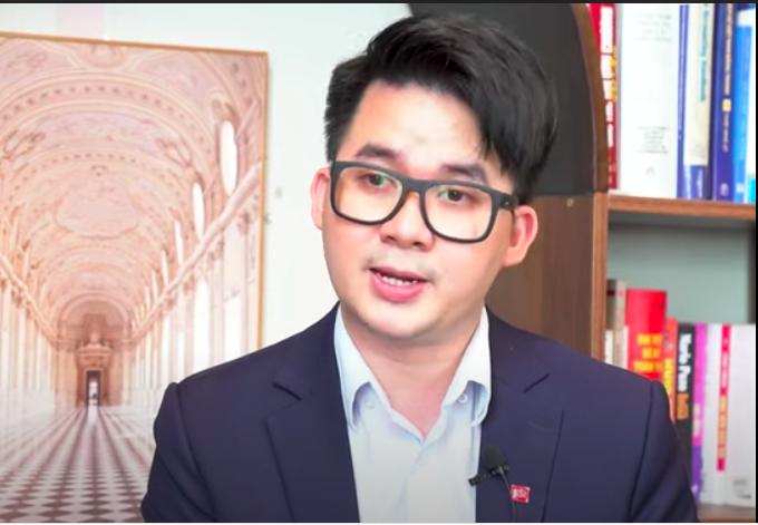 Ông Nguyễn Trọng Đình Tâm, chuyên gia chiến lược của SSI Research.