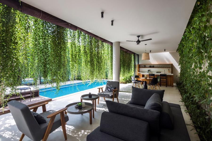 Sự khác biệt trong ngôn ngữ kiến trúc xanh và thân thiện với thiên nhiên là điểm nhấn của Wyndham Phú Quốc.