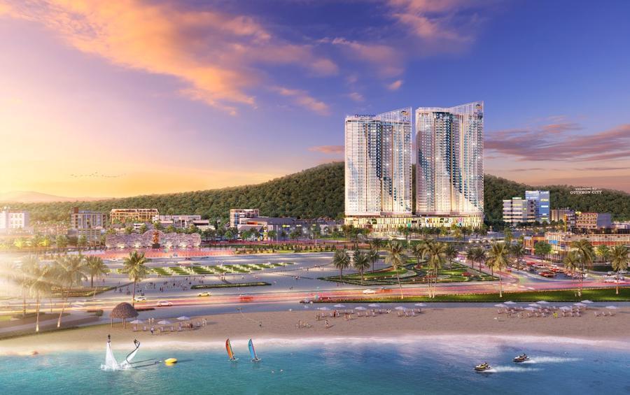 Wyndham Sailing Bay Resort Quy Nhơn - khu nghỉ dưỡng 5 sao mang thương hiệu quốc tế đầu tiên tại Quy Nhơn.