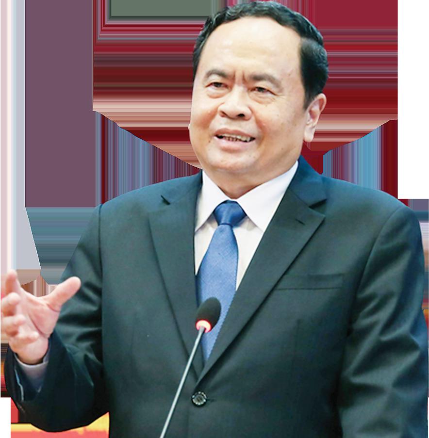 Đại biểu Trần Thanh Mẫn - Phó Chủ tịch Thường trực Quốc hội