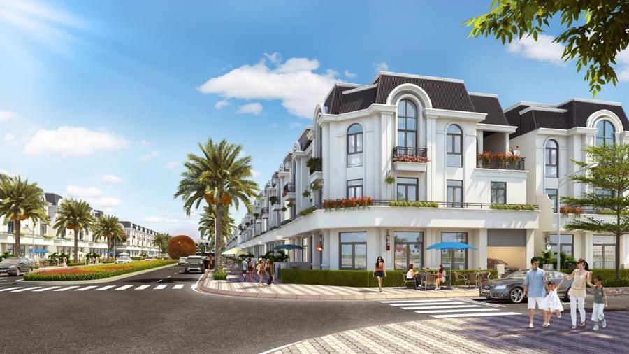 Khu đô thị hiện hữu, hạ tầng đồng bộ gia tăng giá trị bền vững cho Thái Hưng Crown Villas.