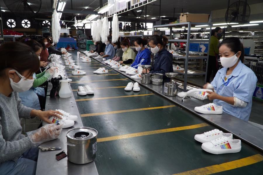 6 tháng cuối năm làcơ hội để các doanh nghiệp da giày phục hồi sản xuất, kết nối lại các chuỗi cung ứng.