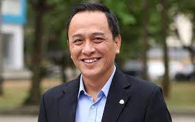 Ông Lê Hồng Hà,Tổng giám đốc Vietnam Airlines.