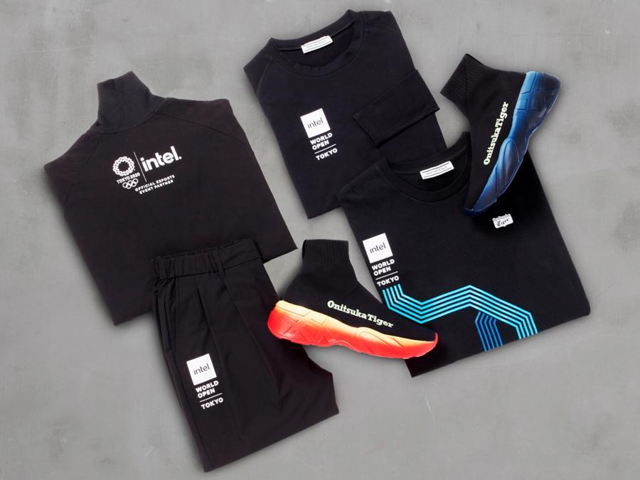 Onitsuka Tiger thiết kế đồng phục cho giải đấu Esport toàn cầu - Ảnh 1