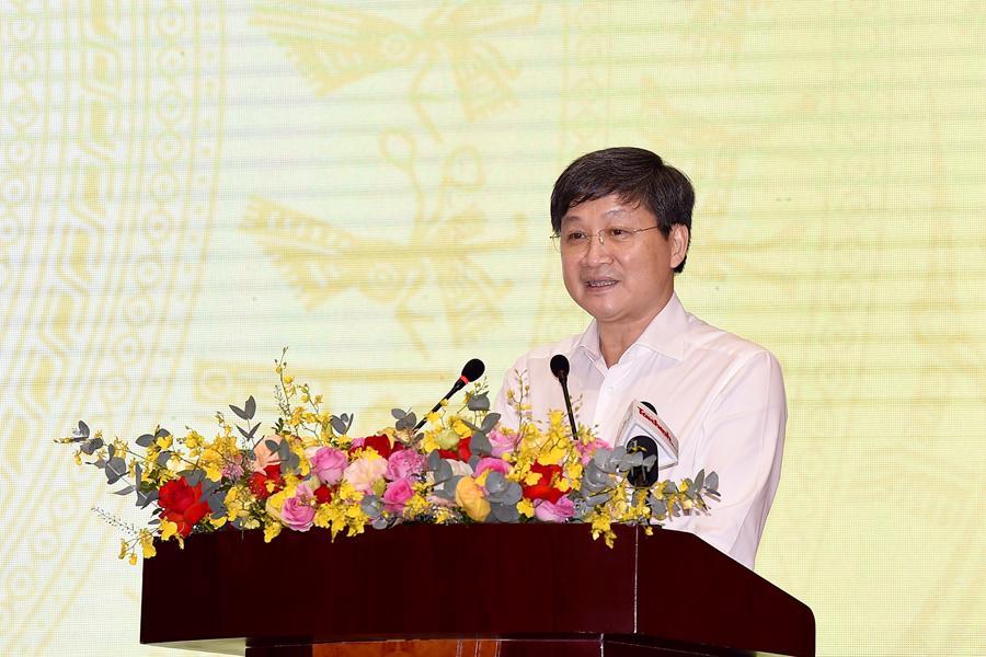 Phó Thủ tướngLê Minh Khái.