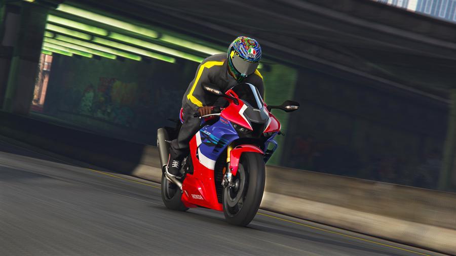 Honda CBR 1000RR-R 2020
