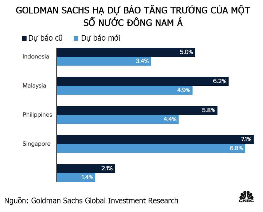 Cú sốc biến chủng Delta khiến Goldman Sachs hạ dự báo tăng trưởng loạt nước Đông Nam Á - Ảnh 1
