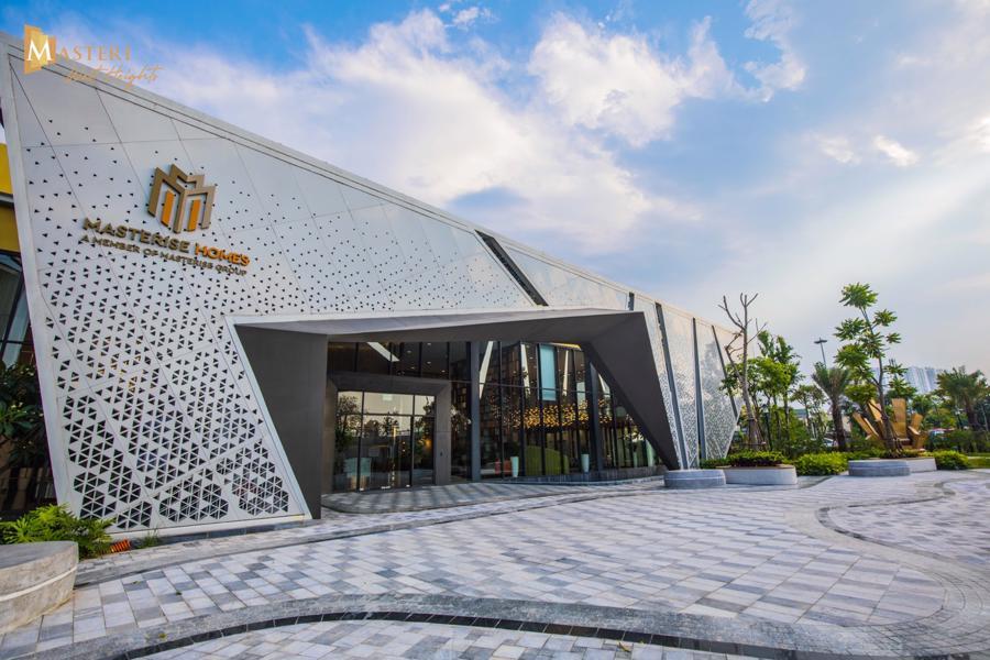 Nhà mẫu dự án nằm tại vườn Nhật - cầu Cốc, đại đô thị Smart City, quận Nam Từ Liêm, Hà Nội, bao gồm các loại hình căn hộ mẫu 1, 2, 3 phòng ngủ.