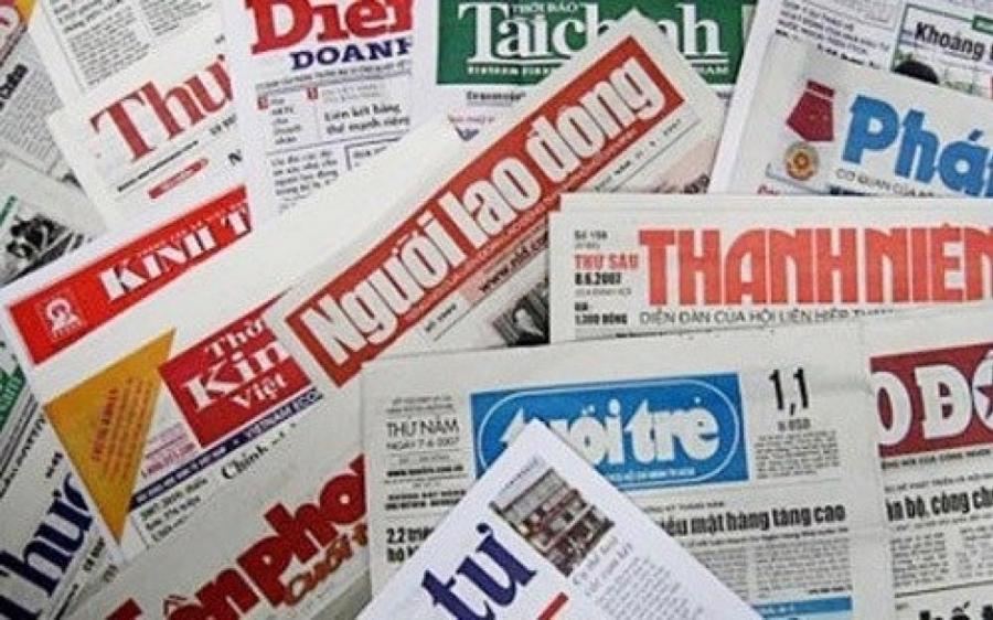 Bộ trưởng Nguyễn Mạnh Hùng: Báo chí phải làm ngược và vừa làm giống, vừa làm khác với mạng xã hội - Ảnh 1