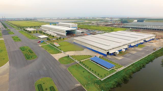 Khu công nghiệp DeepC được chọn làm thí điểm khu công nghiệp sinh thái.
