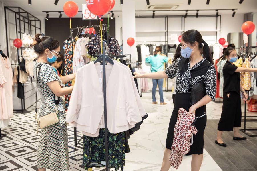 IVY moda hiện gia tăng độ phủ sóng và sự hiện diện tại các đô thị lớn trong bối cảnh các hãng thời trang nhanh đa quốc gia đổ bộ vào Việt Nam.