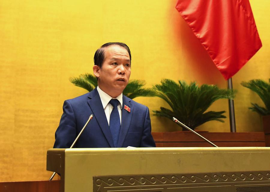 Chủ nhiệm Ủy ban Pháp luật của Quốc hội Hoàng Thanh Tùng - Ảnh: Quochoi.vn