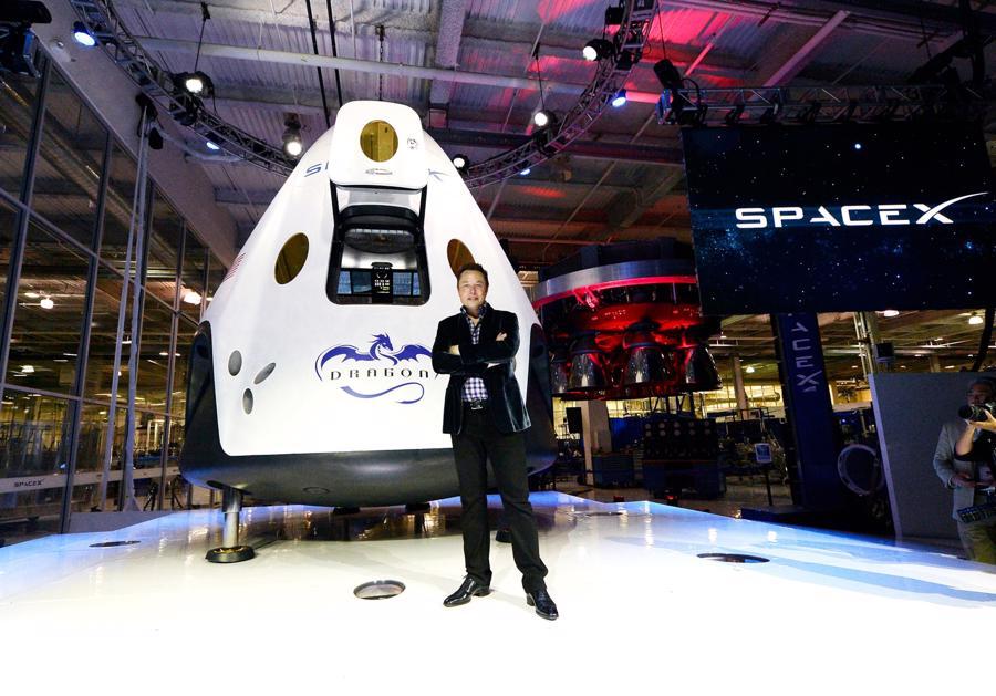 Tỷ phú Elon Musk muốn được chết trên Sao Hỏa - Ảnh: AP