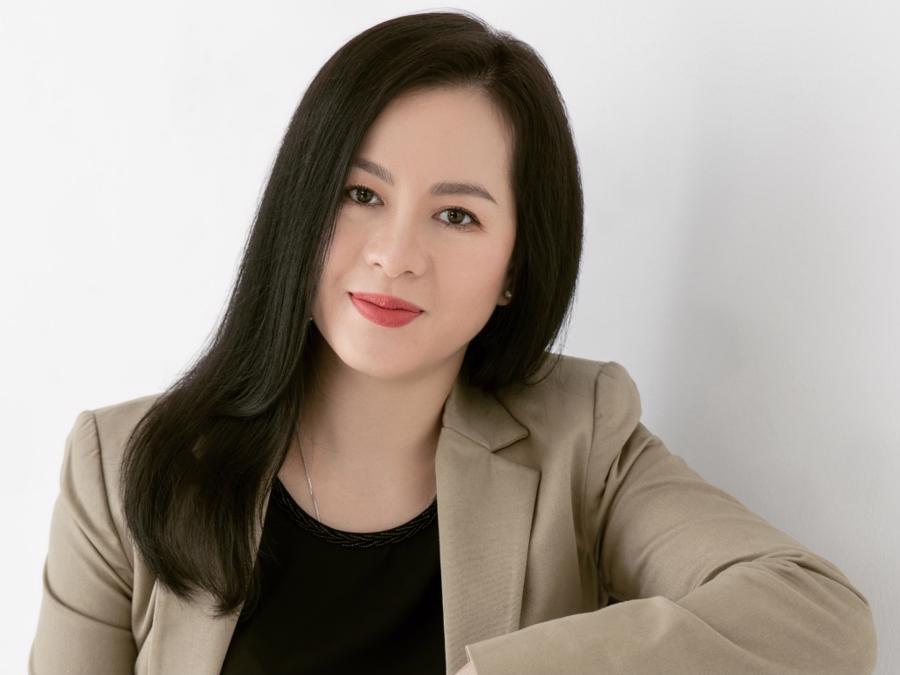 Bà Trần Mai Hương - tân Giám đốc Schneider Electric IT Việt Nam.