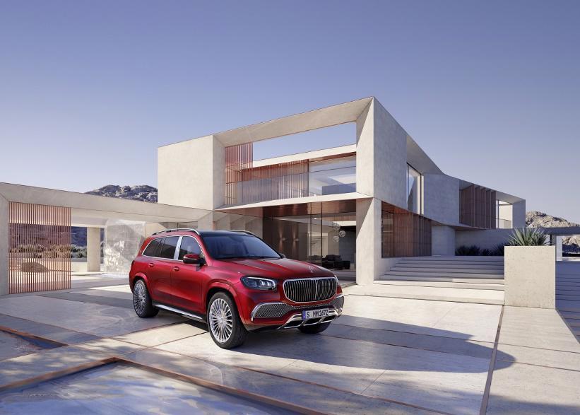 Mercedes-Maybach GLS 600 4MATIC được ưu ái trang bị hệ thống treo khí nén AIRMATIC với công nghệ E-ACTIVE BODY CONTROL thông minh.