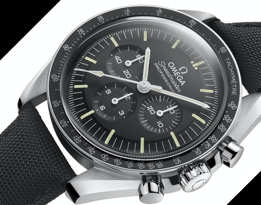 Cận cảnh chiếc đồng hồ theo tỷ phú Jeff Bezos bay lên rìa vũ trụ - Ảnh 7