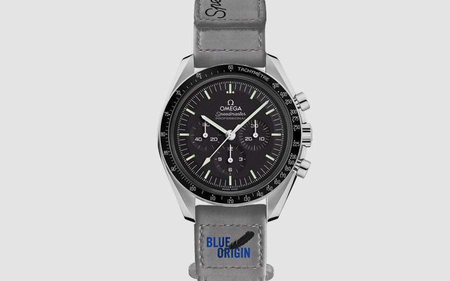 Cận cảnh chiếc đồng hồ theo tỷ phú Jeff Bezos bay lên rìa vũ trụ - Ảnh 5