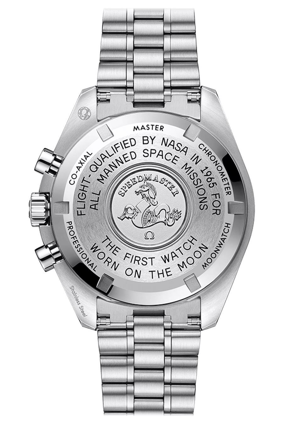Cận cảnh chiếc đồng hồ theo tỷ phú Jeff Bezos bay lên rìa vũ trụ - Ảnh 10