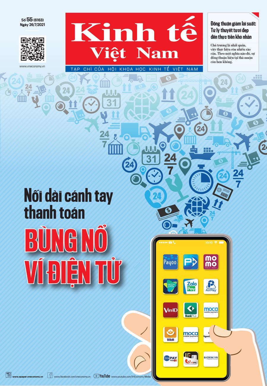 Kinh tế Việt Nambộ mới số 55-2021