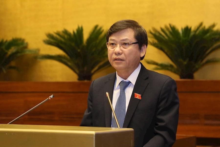 Ông Lê Minh Trí - Ảnh: Quochoi.vn
