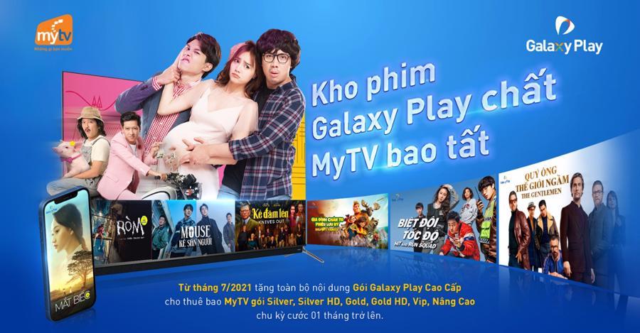 Giãn cách xã hội, người Việt giải trí tại gia cùng truyền hình MyTV - Ảnh 2