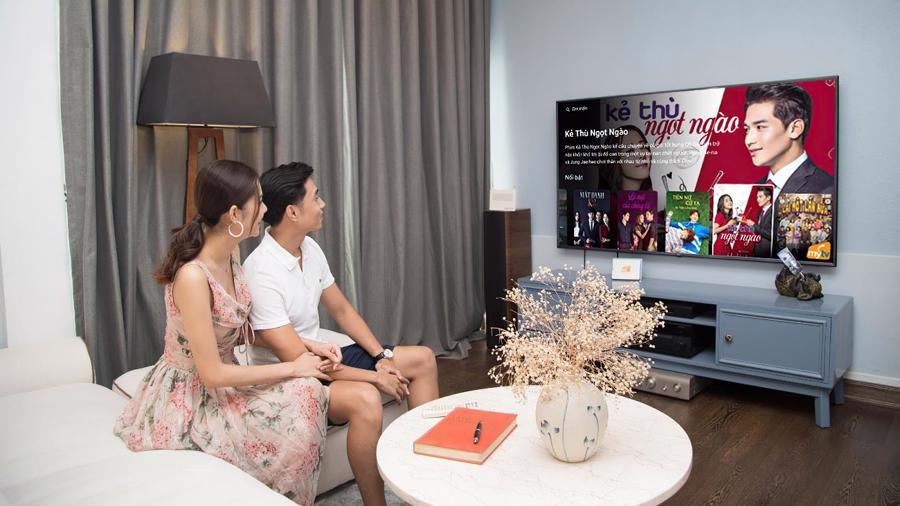Giãn cách xã hội, người Việt giải trí tại gia cùng truyền hình MyTV - Ảnh 1