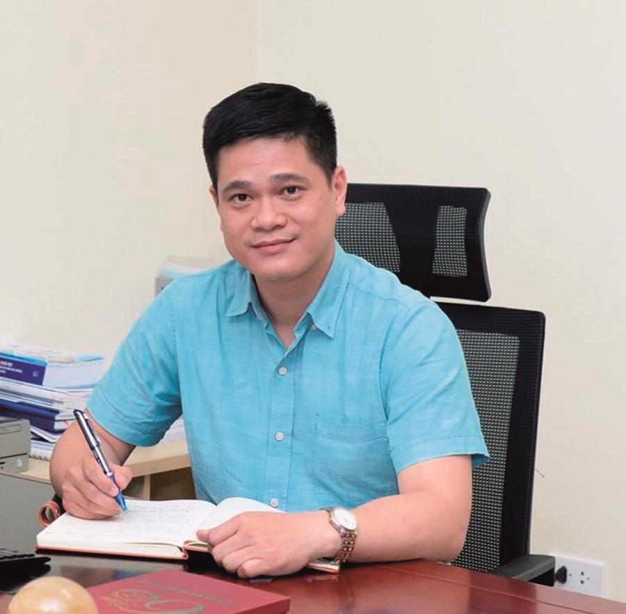 PGS.TS. Tô Trung Thành, Trường Đại học Kinh tế Quốc dân.